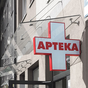 Pharmacy in Oława